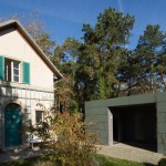 WC-Bunker Neubau